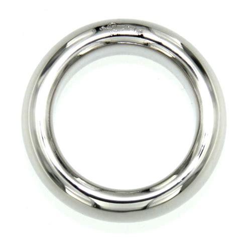 pomellato venezia outlet dei preziosi pomellato anello tubolare oro bianco