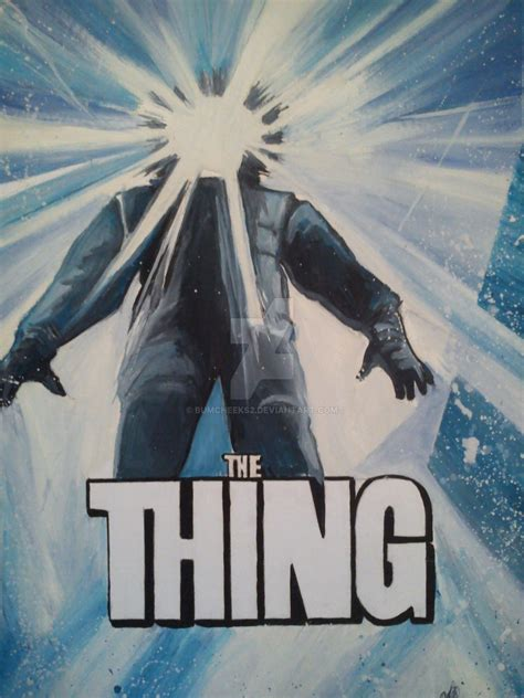 The Carpenter S Miracle Carpenter S The Thing By Bumcheeks2 On Deviantart