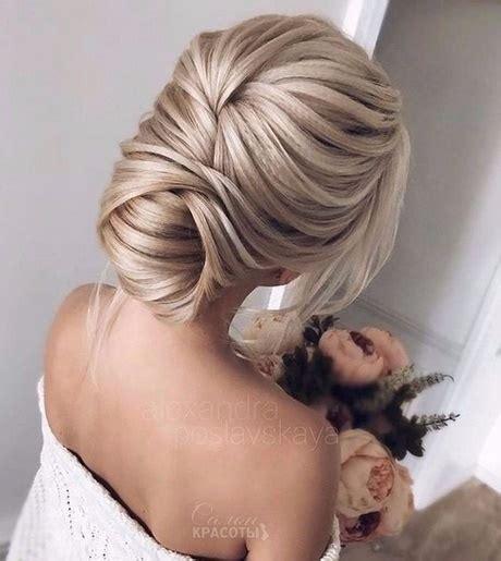 Hochzeit Haare by Frisuren 2018 Hochzeit