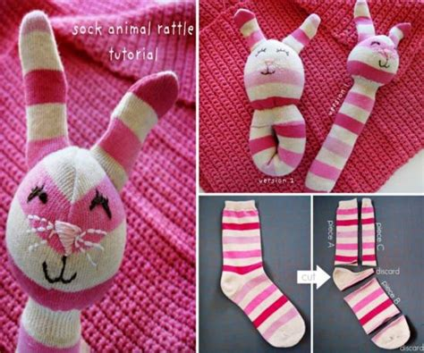 Ratlle Socks Animal sock animals lots of fabulous free patterns the whoot