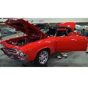 1969 Chevelle SS Convertible Detroit Autorama 2014  YouTube