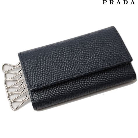 Import Prada Saffiano 3925 Navy import shop p i t rakuten global market prada 2pg222 saffiano prada key holder mens