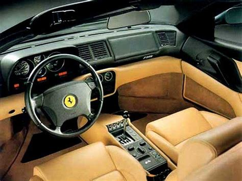 f355 interior 1995 1999 f355 car review top speed
