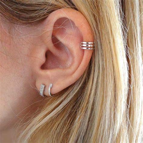 boucles d oreille cartilage argent allthemust