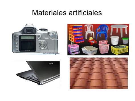 imagenes de objetos naturales y artificiales materiales naturales y artificiales alba mar 237 a