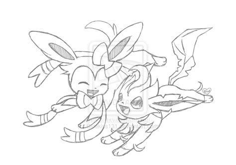 pokemon coloring pages sylveon pokemon coloring pages eevee evolutions sylveon eevee
