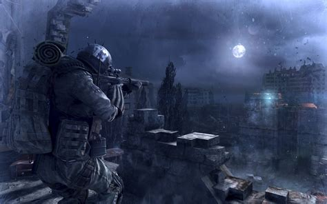 Metro Last Light by Metro Last Light Dlc The Chronicles Pack Drops Today Vg247