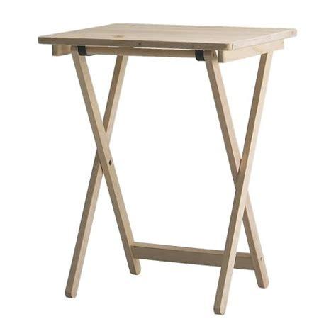 table d'appoint pliante ikea