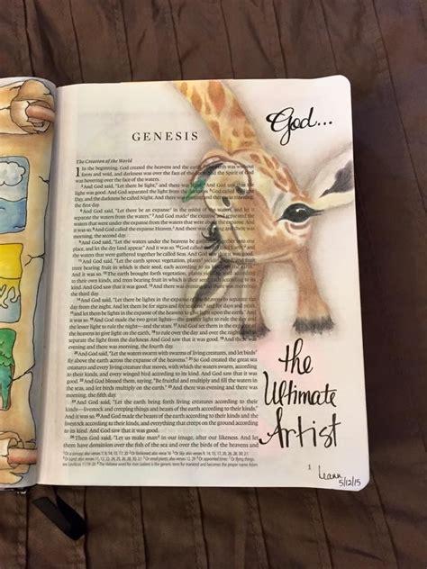 doodlebug genesis the 25 best bible journal ideas on