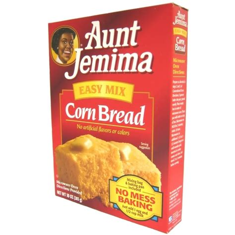 Buy Aunt Jemima Corn Bread Mix (Cornbread Mix) online in the UK and London