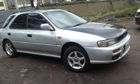 subaru station wagon 2000 subaru impreza station wagon pictures information