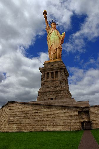 original color of the statue of liberty statue of liberty redux after taking this photo i