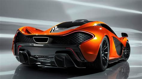 orange mclaren rear for sale mclaren p1 volcano elite orange new and