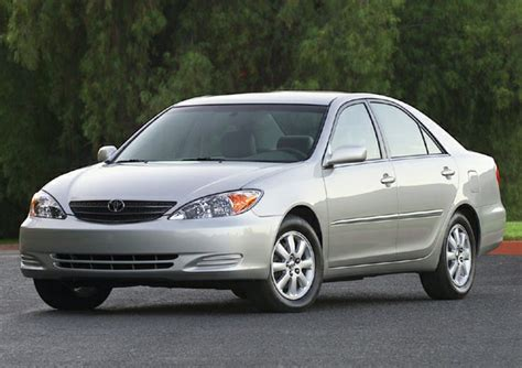 2003 Toyota Camry Value 2003 Toyota Camry Reviews Specs And Prices Cars