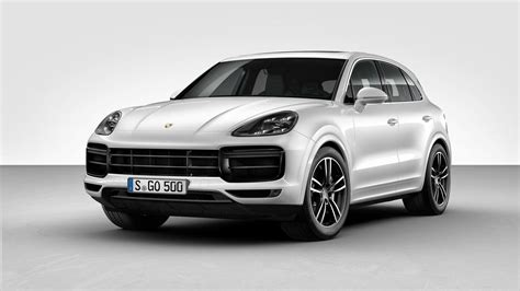 Porsche Cayenne News by Porsche Cayenne Turbo News And Reviews Motor1