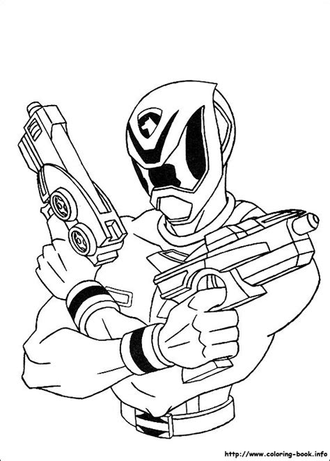 power rangers coloring pages free printable pictures