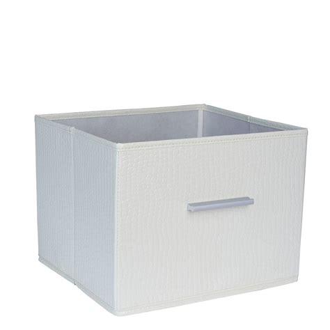 organization bins household essentials premium open storage bin with aluminum handles 672 the home depot