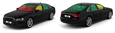 Chrome Folie Auto Erlaubt by Passgenaue Autoglasfolie Und T 246 Nungsfolie Zum Selber