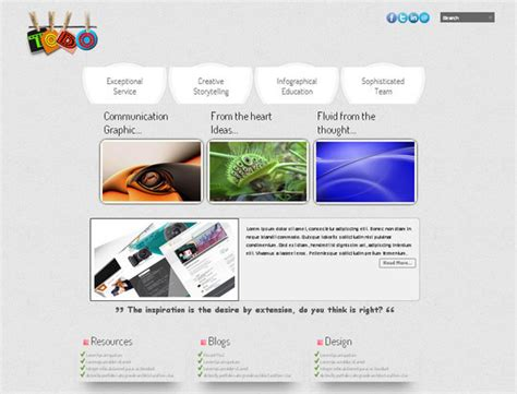 css3 templates free a beautiful collection of free html5 and css3 templates