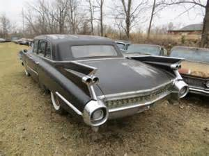 1959 Cadillac Limo Sell Used 1959 Cadillac Limousine With A C 1960 Limo