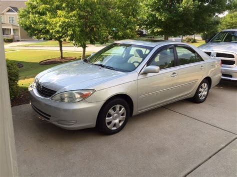 Toyota Camry Used Cars For Sale By Owner Used 2004 Toyota Camry For Sale By Owner In Hoschton Ga 30548
