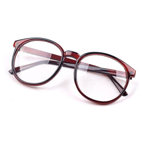 Retro Glasses new unisex vintage frame eyeglasses fashion