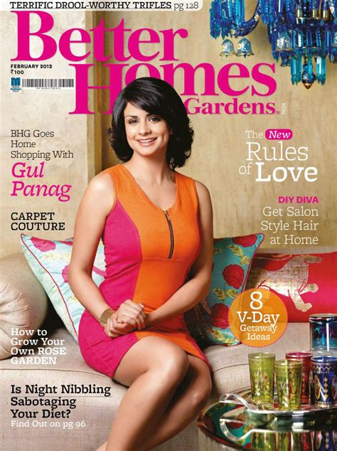 Better Homes And Gardens Lyrics by Pics Gul Panag On Better Homes Gardens