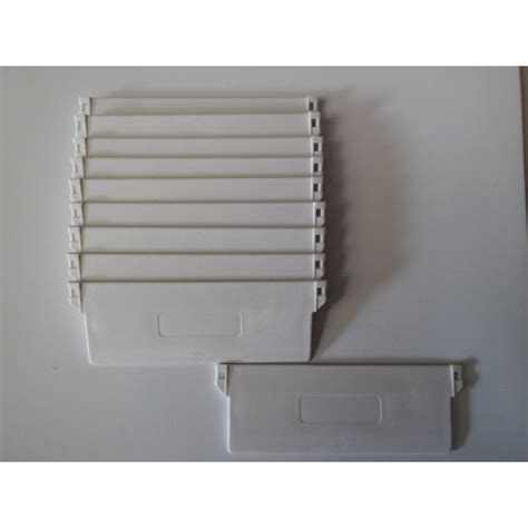 Weights For Vertical Blinds 10 pack of vertical blind weights 127mm 100mm or 89mm kw furnishings blinds parts repair