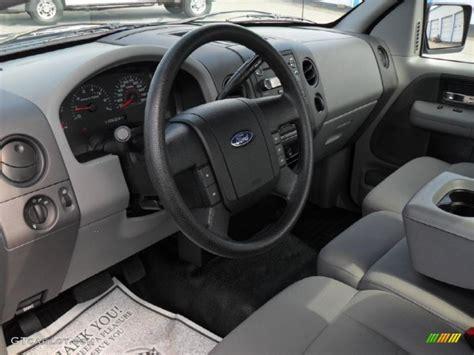 medium flint interior 2008 ford f150 stx regular cab