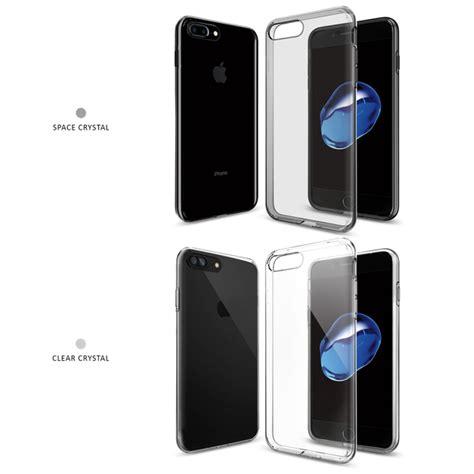 Spigen Iphone 7 Plus Liquid Soft Casing Cover Shine Pink iphone 7 plus genuine spigen liquid exact