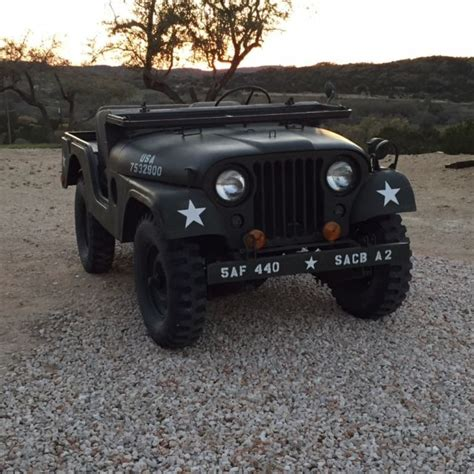 military jeeps for sale used military jeeps for sale 1954 willys m38a1 military jeep