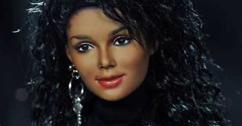 black doll janet jackson janet by noel dolls noel