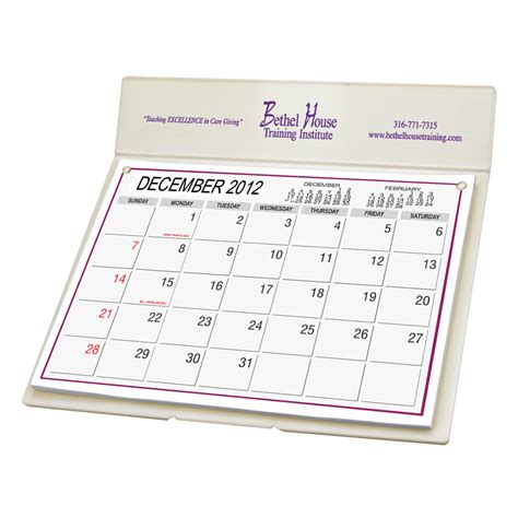 promotional desk calendars custom desk calenders
