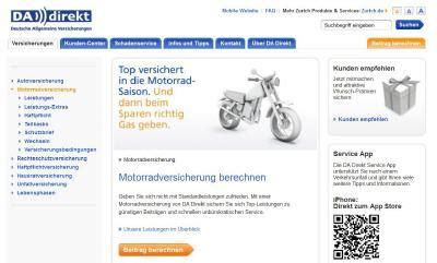 Motorrad Versicherung Vandalismus by Motorradversicherung Sicher Auf Der Rakete