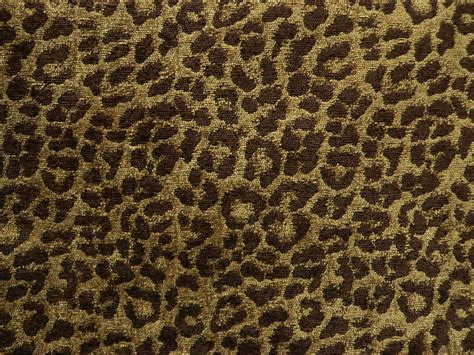 Animal Upholstery Fabric Drapery Upholstery Fabric Chenille Animal Print Leopard