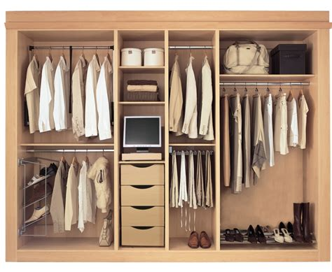 Fitted Wardrobe Interiors by
