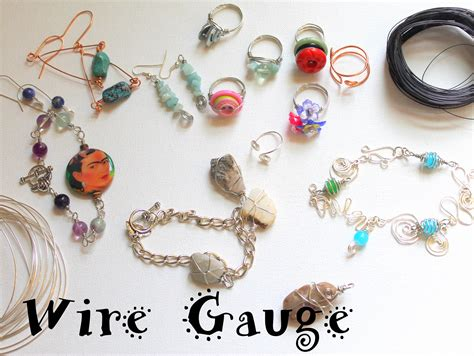 wire gauges for jewelry wire tutorial emerging creatively jewelry