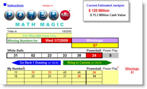 Powerball Spreadsheet by Excel Lottery Templates Calendar Template 2016