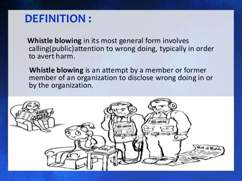 whistle meaning whistleblowing
