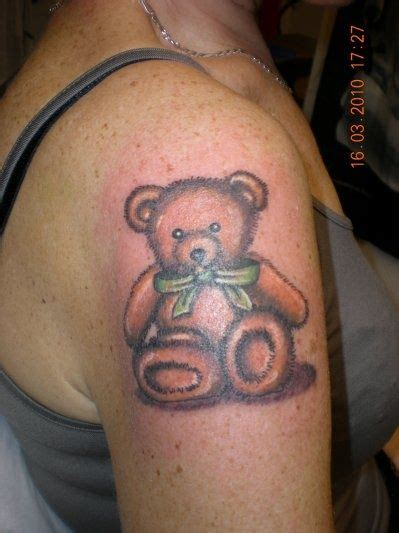 small teddy bear tattoos 18 best images about tattoos i may want on