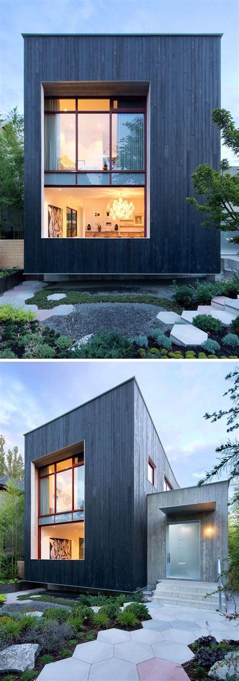 exterior home designs with special facade appearance les 209 meilleures images du tableau bardage sur pinterest
