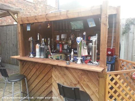 Garden Of Bars Roosters Bar Pub Entertainment From Back Garden Owned By