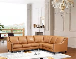 Leather Sofa Design Ideas Leather Sectional Sofa For And Luxury Living Room Courtagerivegauche