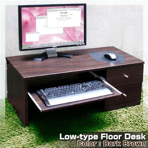 japanese floor desk wich rakuten global market low type floor desk particle