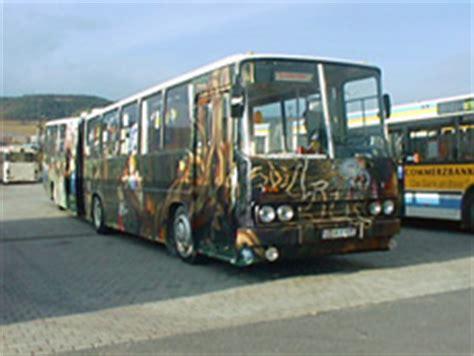 Lackieren Jena by Stadtbusseerkennt An Der Wei 223 En Lackierung Mit Reklame