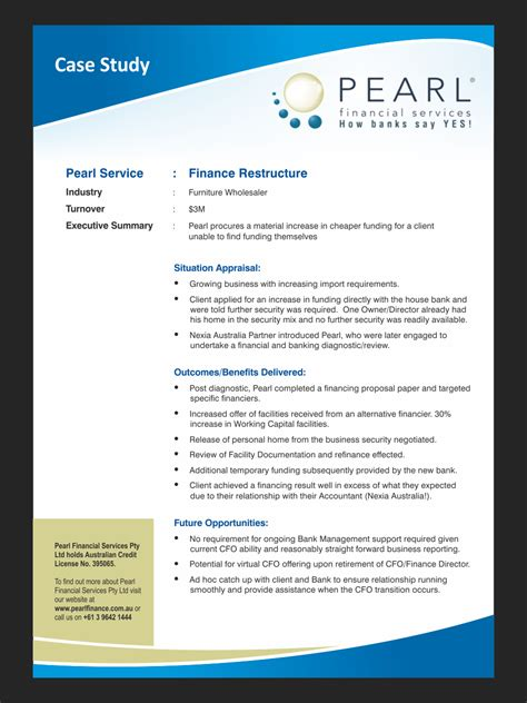 caign design template bold modern flyer design for pearl financial services pty