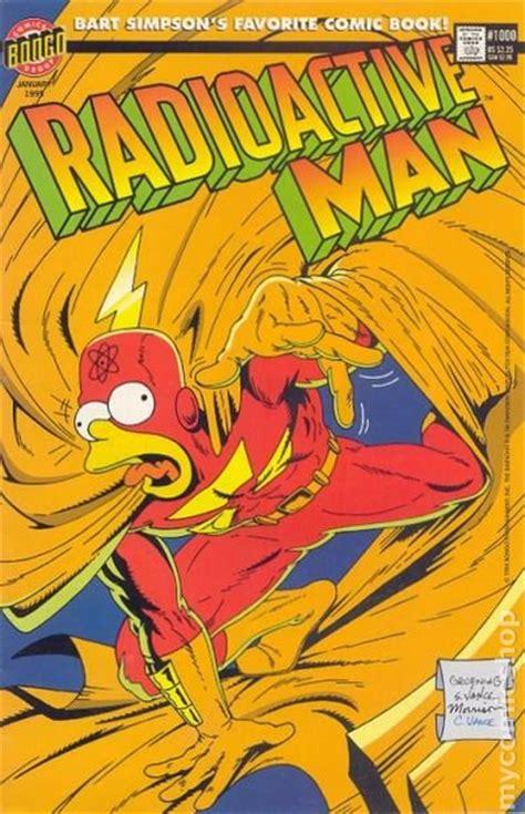 overcoming radioactive fears radioactive series books radioactive 1993 1st series comic books