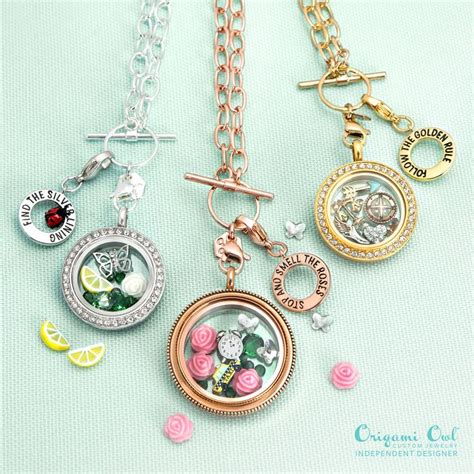 How Much Are Origami Owl Necklaces - is in bloom at origamiowl join my vip