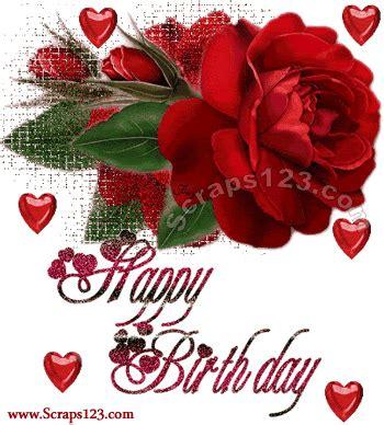 birthday flowers for facebook happy birthday image 1