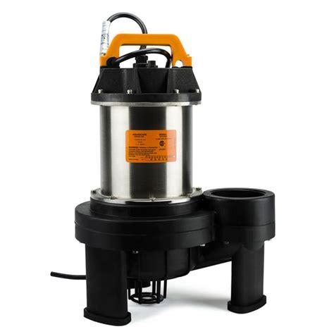 Aquascapes Pumps by Aquascape Pro 10000 10600 Gph 20 Cord 20006